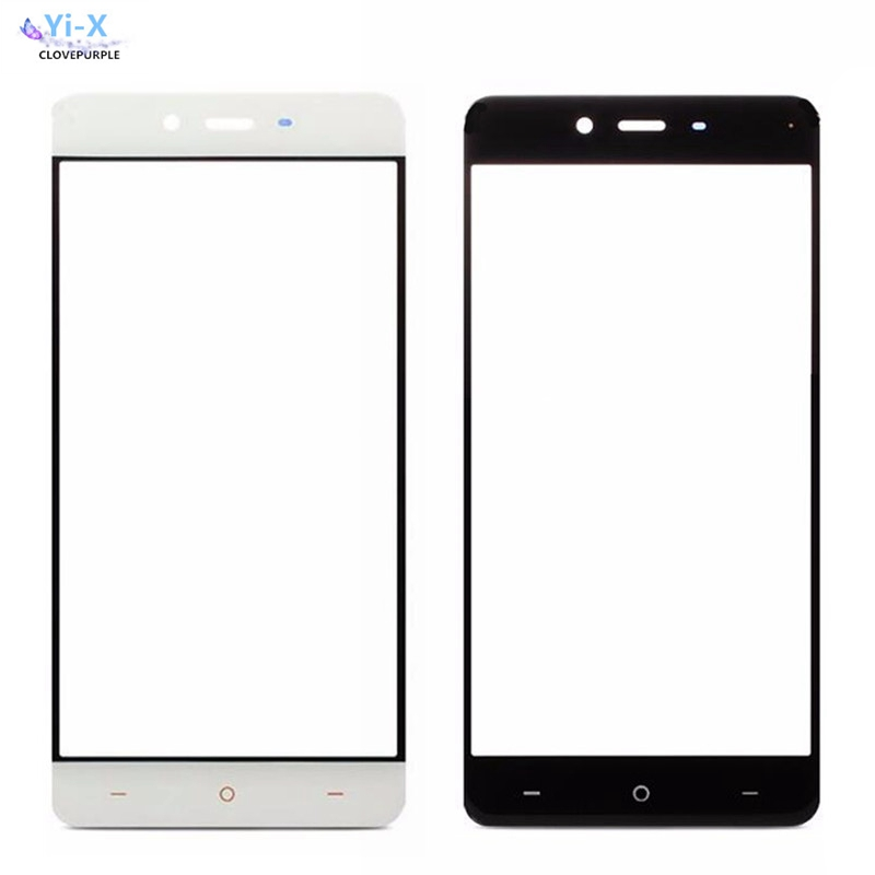 New For Oneplus 3 3T X 5 Three 3T Five Touch screen Panel Front Outer Glass Top Lens Touch Screen Panel One Plus 3 3T X 5 enlarge