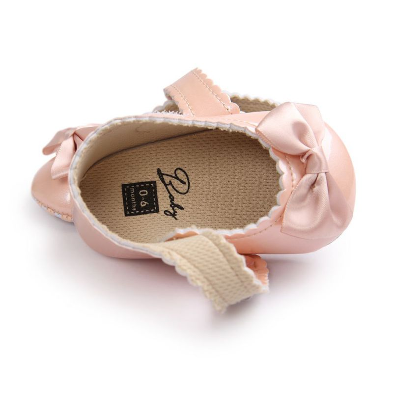 Baby-Shoes-Soft-Soled-PU-Leather-Crib-Shoes-Bowknot-Footwear-First-Walkers-CY1-5