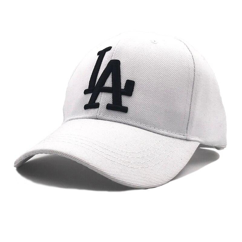 2019New carta Gorras de béisbol LA Dodgers bordado Hip Hop hueso ... ad24a0d93f7