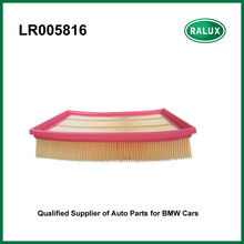 LR005816 car air filter element for LR2 Freelander 2 engine air intake system parts new