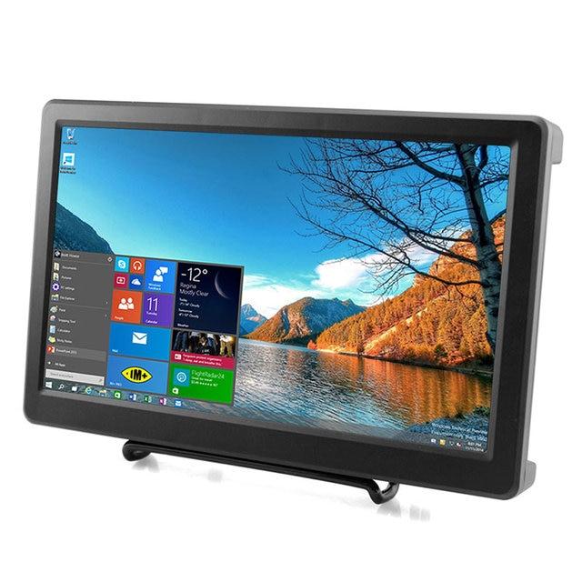 US $102 19 27% OFF Elecrow 10 1 inch Raspberry Pi 3 Display 1920X1080p HDMI  VGA Monitor IPS PS3 PS4 Gaming Screen Speakers WiiU Xbox Windows 7/8/10-in