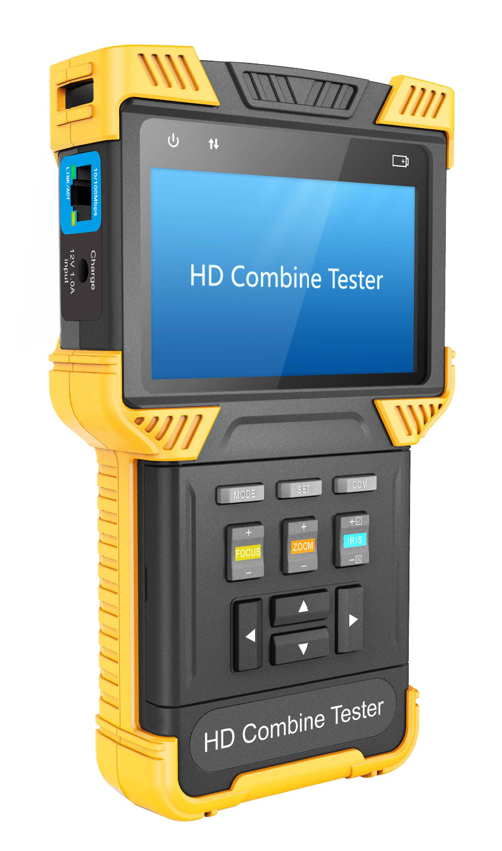 4 Inch H.265 4K IP CCTV Tester Monitor Analizor camera Tester Onvif - Securitate și protecție - Fotografie 1