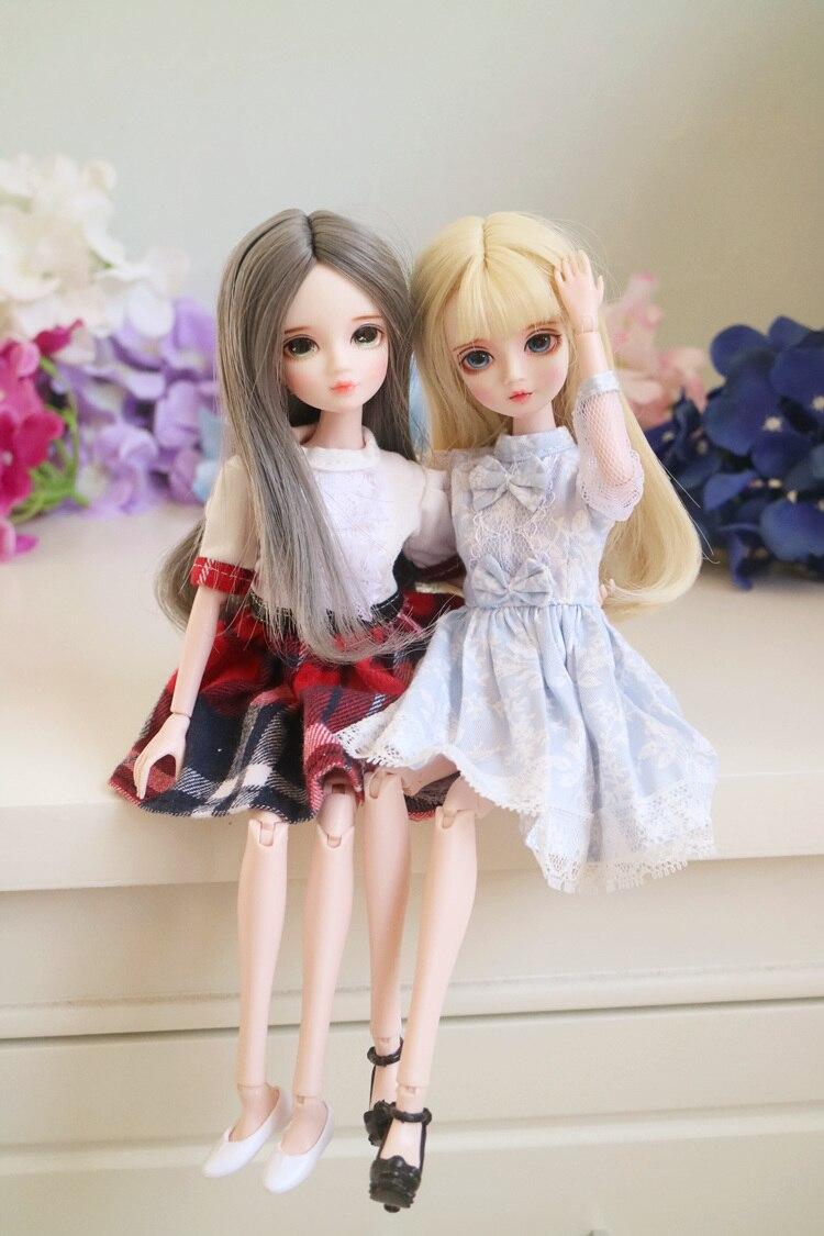 1 6 bjd SD dolls model reborn girls boys eyes High Quality resin in Dolls from Toys Hobbies