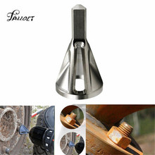 Новинка, инструмент для снятия заусенцев, инструмент для снятия заусенцев из нержавеющей стали, инструмент для сверления металла, Прямая поставка