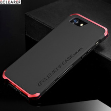 Luxury Shockproof Armor Element Metal Case For iPhone
