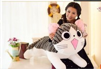 NEW STuffed Chi's cat plush toy 80 cm saucer eyed cat chi cat doll 31 inch soft Toy birthday gift wc571