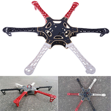 1set FPV F550 Hexa Frame Arm HexaCopter PCB with Landing Gear Gimbal Protector Battery Plate for Flamewheel F550 HJ550 Quadcopte kingkong sk hex300 hexacopter with led pcb frame ki