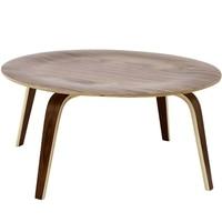 Walnut Plywood Coffee Table