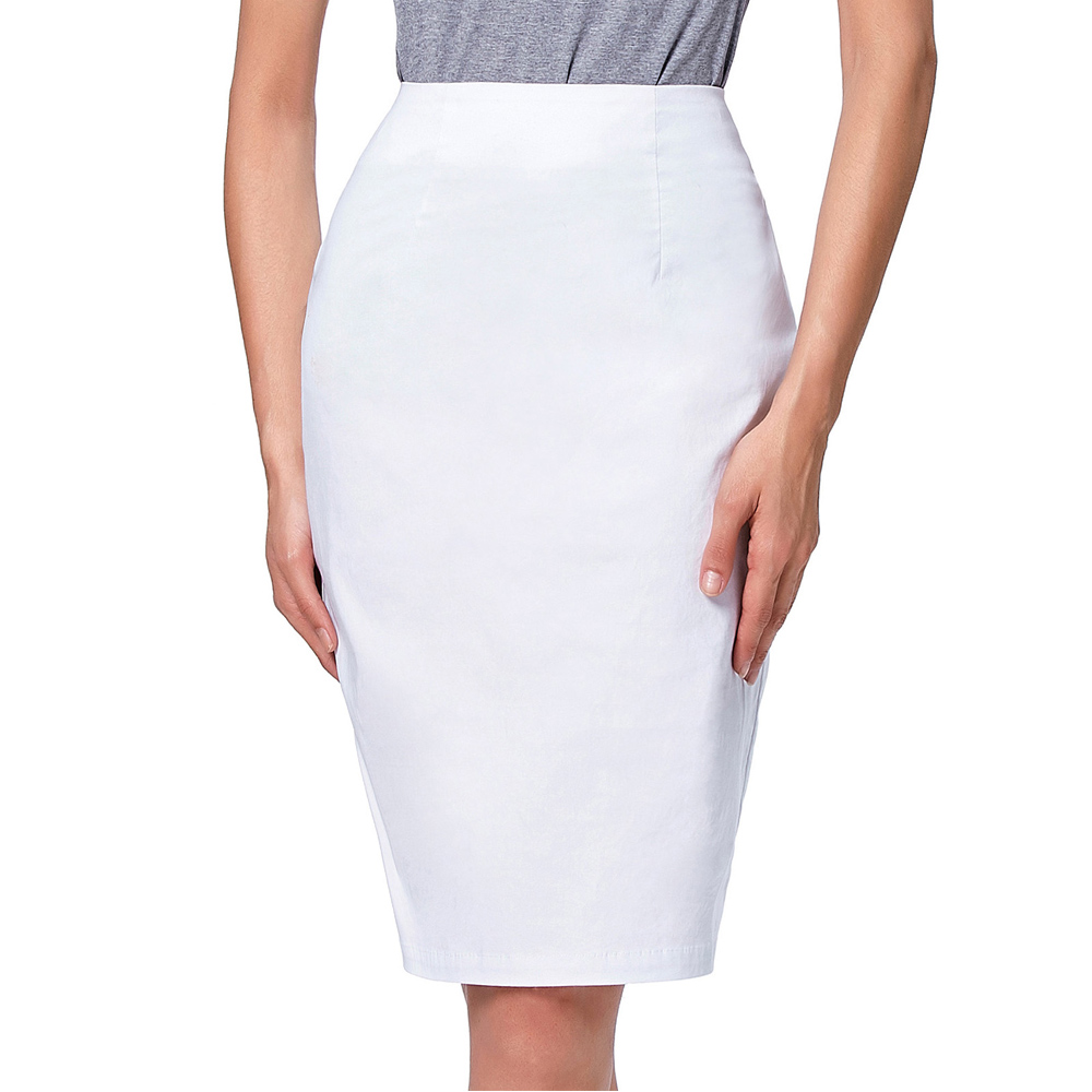 Pencil Skirts (30) A timeless pencil skirt is ideal for dressing up or down. For a cool twist on a classic look pair it with a white t-shirt and statement heels. Show more. £ Karen Millen Faux Leather Skirt. Cut to a classic shape, our faux leather pencil skirt deserves a space in every woman`s wardrobe. Its narrow fit will.