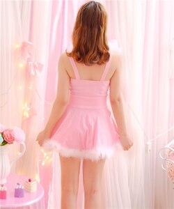 Платье для девочек, базовое, одноцветное на бретельках, с мехом, для танцев, вечеринок, комплект из двух предметов
