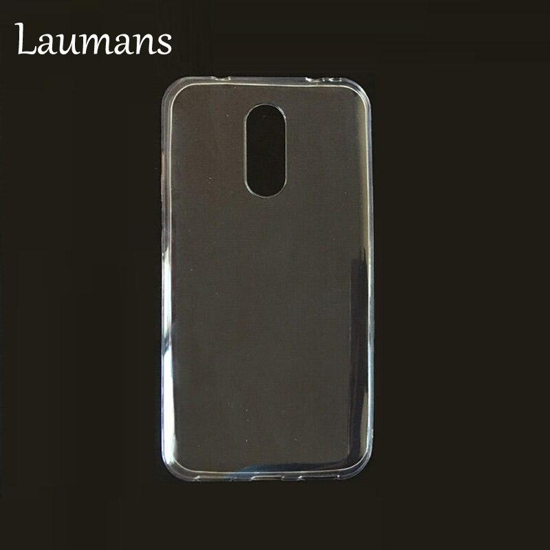imágenes para Laumans 20 unids Transparente Caja Del Teléfono transparente Para Xiaomi Redmi Nota 4 TPU de Silicona Ultra Delgado Teléfono de La Contraportada Suave Para Redmi Nota4