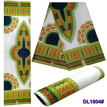 2019 new 100% Polyester wax cheapest african fabric for dress nigerian prints 6yards polyester
