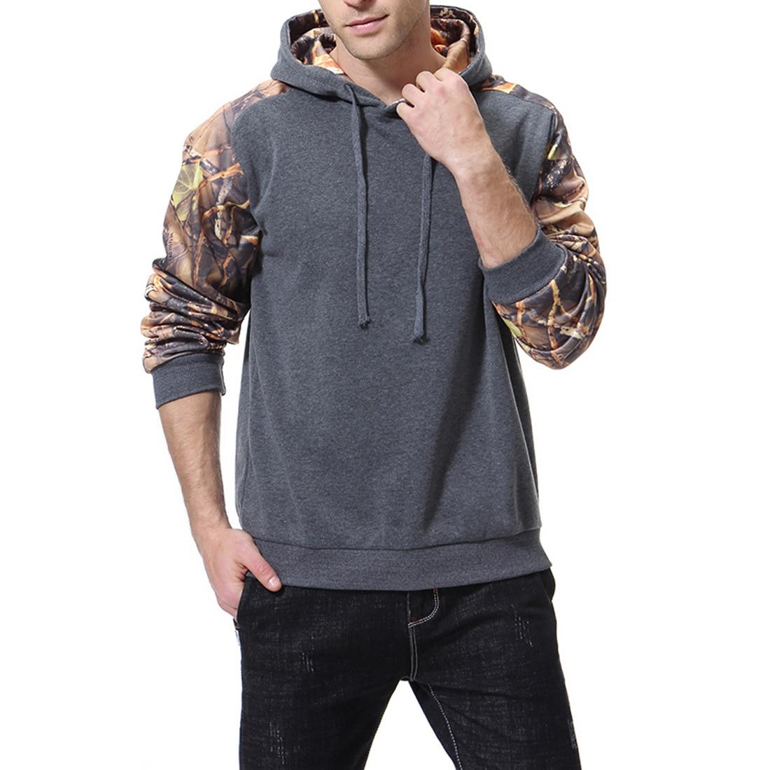 Hoodie Men 39 s Long Sleeve Print Hooded Sweatshirt Men 39 s Hoodie Sportswear Sports Jacket Casual Sportswear S 2XL XY975 in Hoodies amp Sweatshirts from Men 39 s Clothing