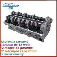 Полный цилиндр головка в сборе для Ford Ranger Everest Mazda пикап BT 50 BT50 2499CC 2,5 TDI DOHC 16 V 2009 Двигатель: Мы поглащающей нагрузкой