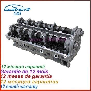 Compleet cilinderkop voor Ford Ranger Everest Mazda pick-up BT-50 BT50 2499CC 2.5 TDI DOHC 16 V 2009-MOTOR: WE WL