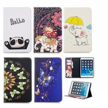 Wallet Cover Case for Apple iPad Mini 1 2 3 4 PU Leather Tab