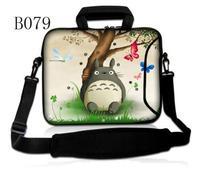 Totoro Fashion 17 3 Inch Laptop Bag 17 Notebook Computer Bag Messenger Shoulder Bag Men Women