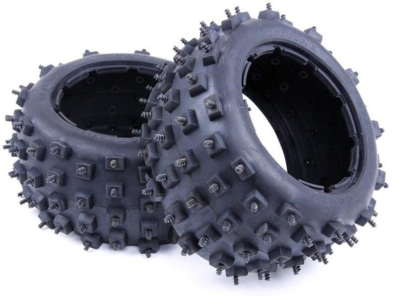 Wholesale Tires Free Shipping >> ROVAN Wasteland Nail Tires Wasteland Spike Fetal Skin Rear ...