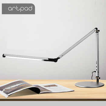 Energy Saving Modern LED Desk Lamp with Clamp Dimmer Swing Long Arm Business Office Study Desktop Light for Table Luminaire - DISCOUNT ITEM  24% OFF All Category
