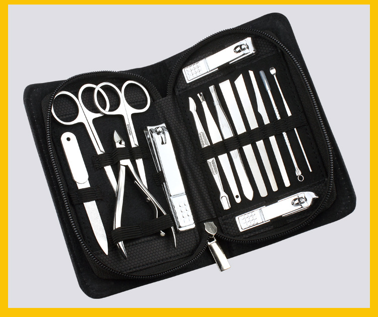 arte do prego kits de manicure prego tesoura pinca faca conjuntos profissional clipper dedo alicate frete