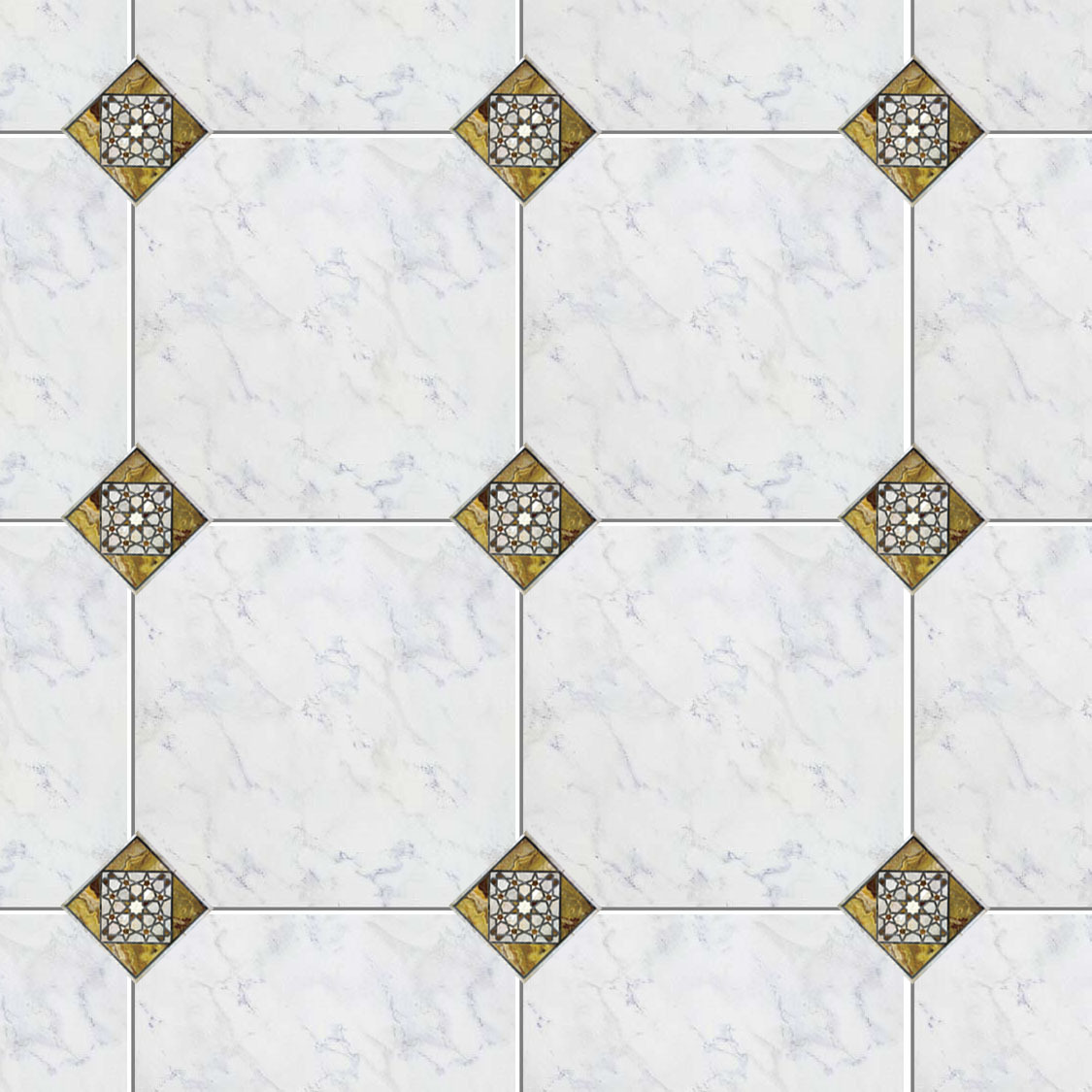100pc set Retro Waterproof Floor Stickers Toilet Bathroom Tiles Stickers Home Decoration Tile Decal Cross Gap Wall Mural Sticker in Wall Stickers from Home Garden