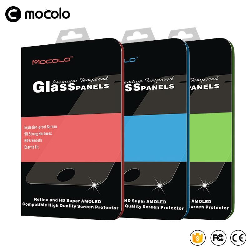 Untuk iphone 7 plus HD Jelas Film Pelindung 0.26mm 2.5D Melengkung - Aksesori dan suku cadang ponsel - Foto 6