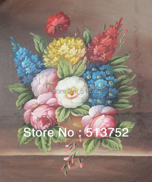Oil Painting Flower Wall Decorations Daisy Kitchen Decor Decorative Wall Panels Large