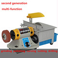 Desktop jade polishing machine mini table grinder stone carving machine gemstone carving BEST Second Generation