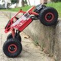 2.4G de Control Remoto de vehículos Off-road 4WD Automóvil de Cross-country Coche Ascenso de Carga con motor NIÑOS juguete Niños Drift Rac