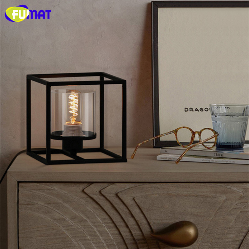 Cubic Table Lamp 15