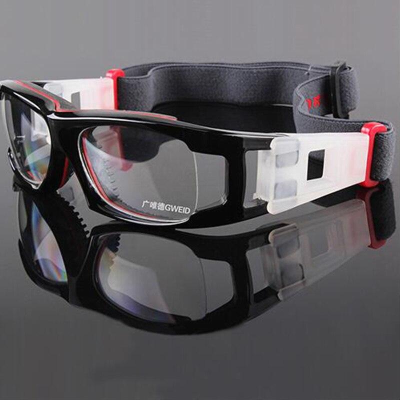 2017 New Hot Basketball Protective Glasses PC Lens Outdoor font b Sports b font Football Ski