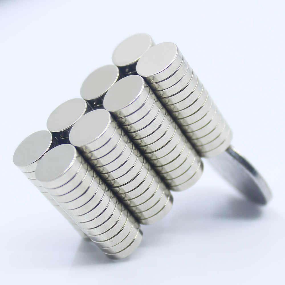 50/100/200/500 Pcs 6x1 Neodymium מגנט 6mm x 1mm N35 NdFeB קטן עגול סופר חזק חזק מגנטי קבוע imanes דיסק 6x1