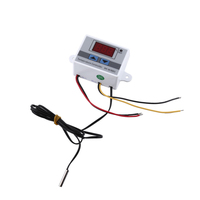 12V High Precision Digital Thermostat Control Temperature Controller Switch With Probe