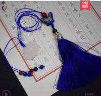 Chinese knot tassel antiquity bookmarks handicrafts foreign affairs study abroad ceremony Chinese style special gifts