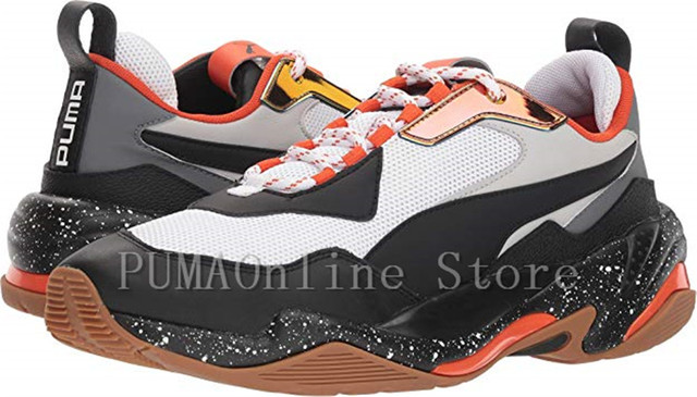 2018 New Arrival Puma Thunder Spectra Men s Breathable Sneakers Badminton  Shoes Size40-45 c8ed813ee