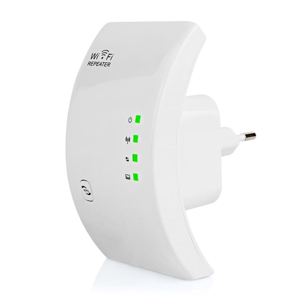 EASYIDEA Drahtlose WIFI Repeater 300 Mbps Netzwerk Antenne Wifi Extender Signalverstärker 802.11n/b/g Signal Booster Repetidor Wifi