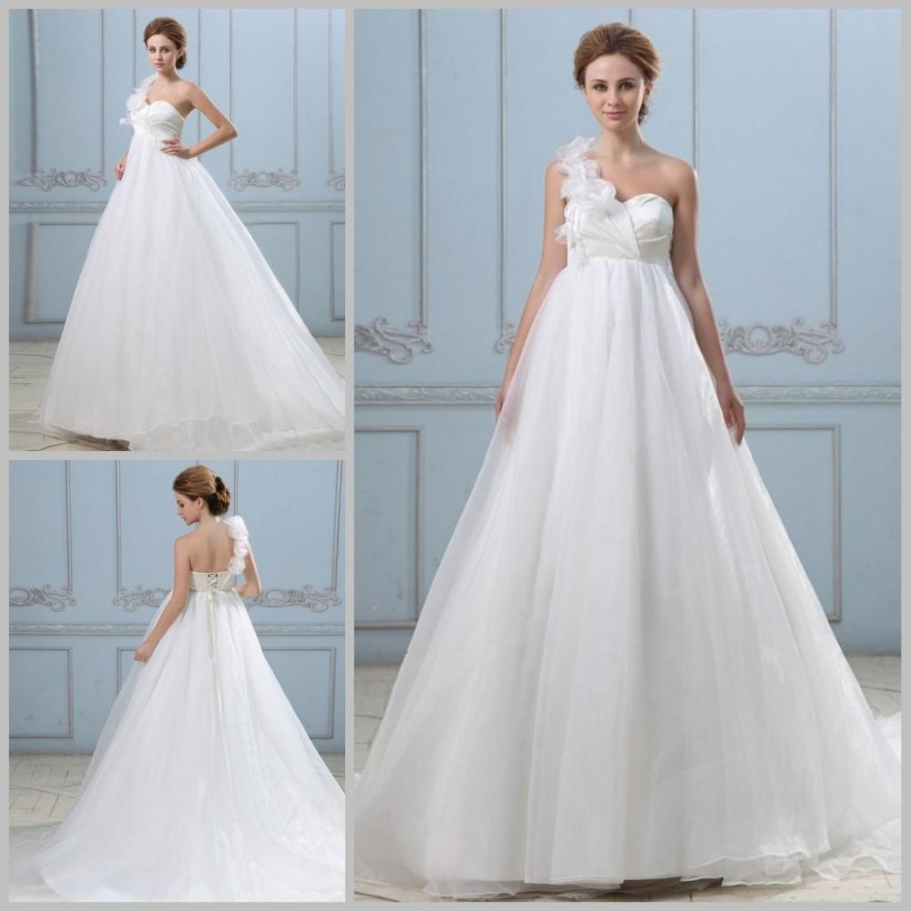 Cool Elegant Maternity Wedding Dresses Contemporary - Wedding Dress ...