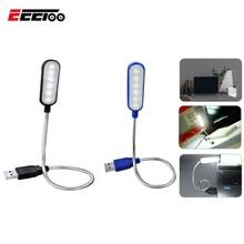 EeeToo Ultra Bright USB LED Night Light Luminaria LED Adjustable Rotating Flexible Lighting PC Desk Lamp Book Light for Children