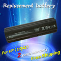 Jigu batería del ordenador portátil para hp dm4 dv3 dv5 dv6 dv7 g32 g42 g62 G56 G72 G4 G6 G7 CQ32 CQ42 CQ43 CQ56 CQ62 CQ72 CQ630 CQ57 MU06