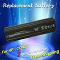 Jigu bateria do portátil para hp dm4 dv3 dv5 dv6 dv7 g32 g42 g62 G56 G72 G4 G6 G7 CQ32 CQ42 CQ43 CQ56 CQ62 CQ72 CQ630 CQ57 MU06