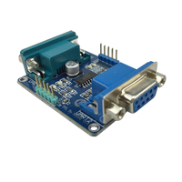Rs232-ttl Rs232 To TTL Stc Microcontroller Program Development Board Max232 Com-ttl Line
