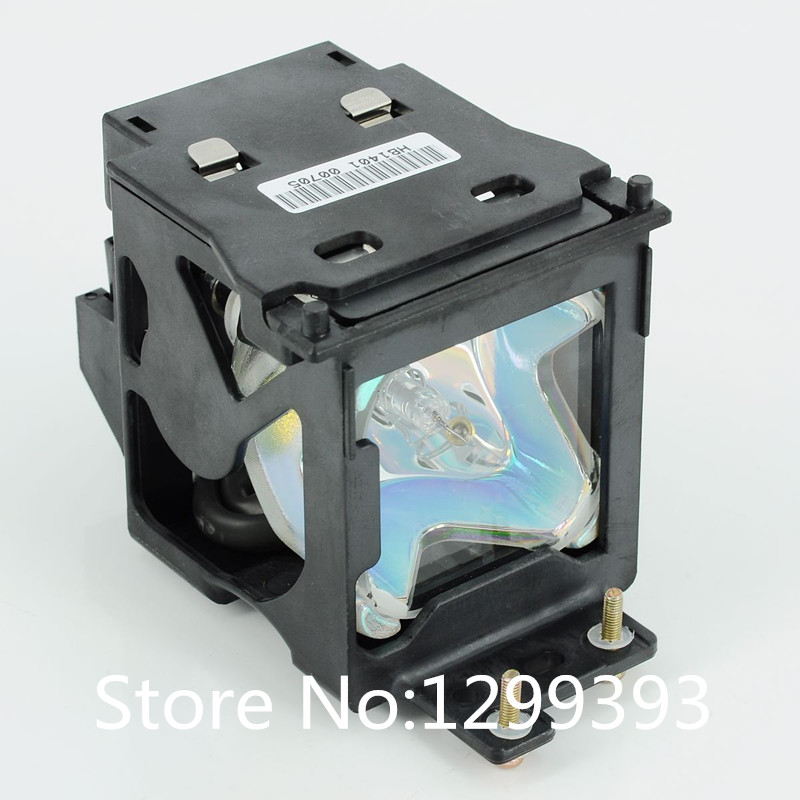 ET-LAE500  for  Panasonic  PT-L500U PT-AE500  Compatible Lamp with Housing  Free shipping pt ae1000 pt ae2000 pt ae3000 projector lamp bulb et lae1000 for panasonic high quality totally new