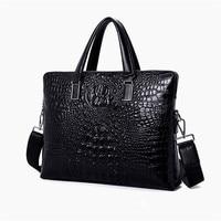 Men's Handbag Shoulder Bag British Fashion Casual Style High Quality Design Multi function Large Capacity