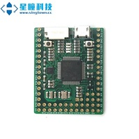 The Latest PyBoard V1 1 MicroPython Development Board STM32F405 OpenMV3 Cam M7