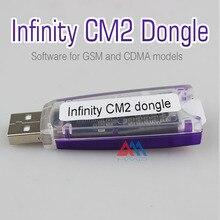 China-agent Unendlichkeit-Box schlüssel Infinity CM2 Box dongle für GSM und CDMA handys Kostenloser versand