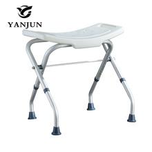 YANJUN Folding  Bath and Shower Seat Shower Bench Bathroom Safety Shower Chair Tub Bench Chair Saving Space  YJ-2052A недорого