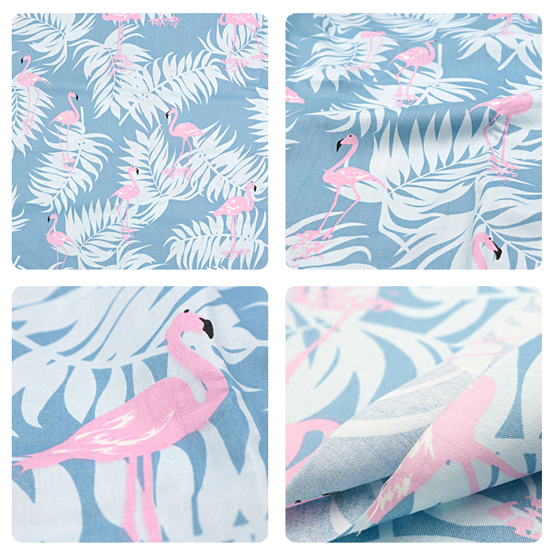 39x63 Floral Print 100/% Cotton Sewing Fabric by The Meter,100cm x 160cm