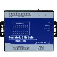 Modbus Remote IO Modul 16 Digital Ausgang Relais ausgang typ hohe präzision datenerfassung modul M420