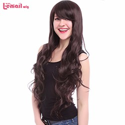 Long-Dark-Brown-Wavy-Wigs-Synthetic-Hair-Cosplay-Wigs-Heat-Resist-Anime-Wigs