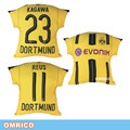 2016-2017 Football Club Home Jersey Borussia Dortmund Cushion Auto Decor Sofa Car Seat Decorative Sports Soccer BVB Throw Pillow